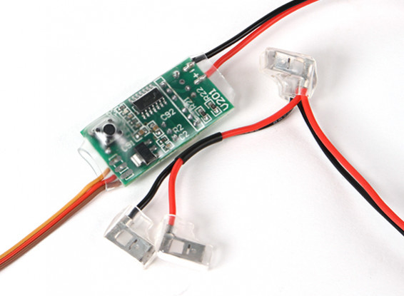 Remote 3rd Channel Kill Switch for Gas Engines