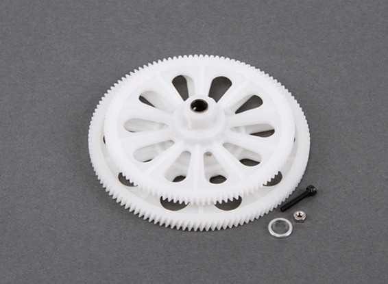 Assault 450L Flybarless 3D Helicopter Main Gear Set with Auto-Rotation Unit