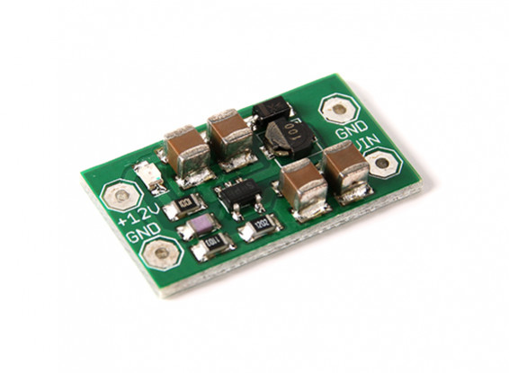 ImmersionRC 5v - 12v Step Up Converter
