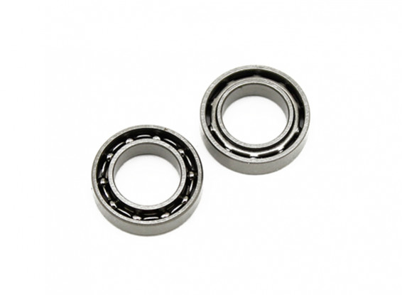 Assault 100 Flybarless Helicopter Replacement Swashplate Bearings 6x10x2.5mm (2pcs)