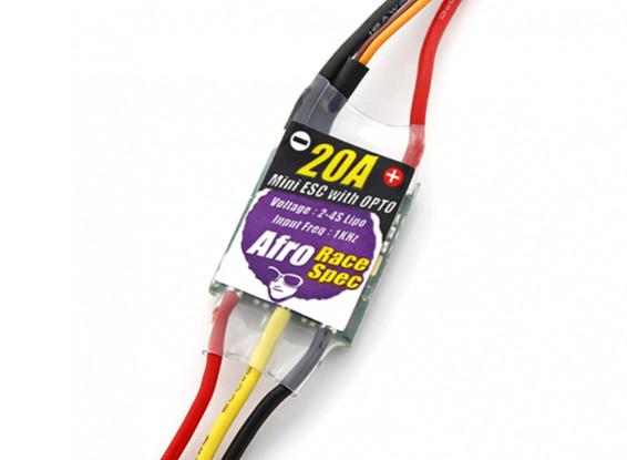 Afro 20A Race Spec Mini ESC Opto