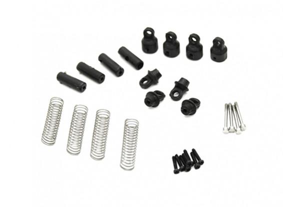 Full Shock Set - OH35P01 1/35 Rock Crawler Kit