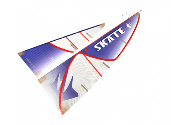 Skate 1000 Trimaran Sailboat 1700mm Replacement Sail Set