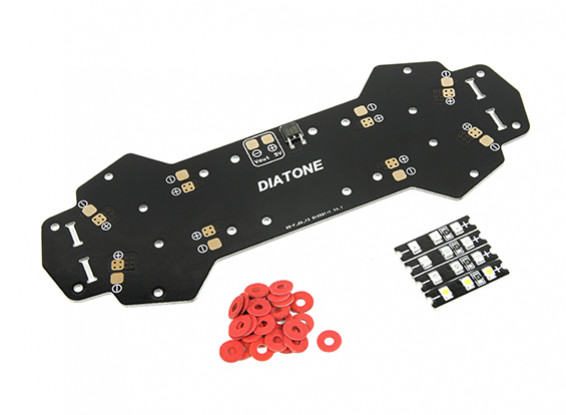 Diatone Blade 250 - Replacement Printed Distribution Board