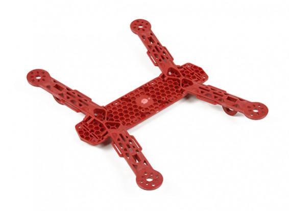HobbyKing™ Color 250 Lower Main Frame (Red)