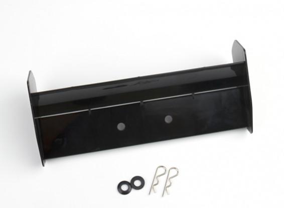 BSR Berserker 1/8 Electric Truggy - Rear Wing (Black) 816804