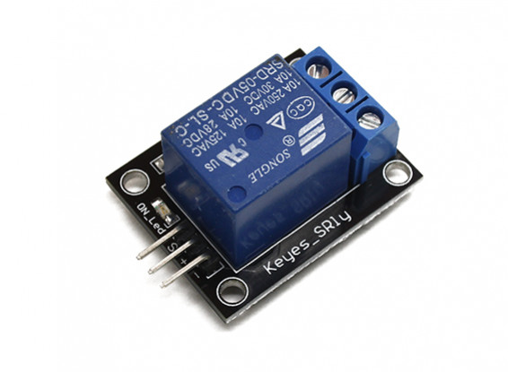 Keyes 5V Relay Module for Arduino