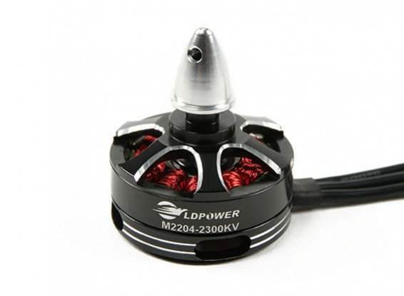 LDPOWER MT2204-2300KV Brushless Multicopter Motor (CW)