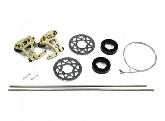 BSR 1000R Spare Part - Optional Front Disk Brake set