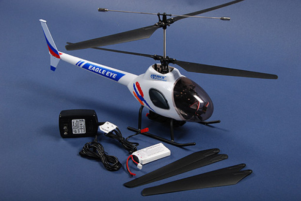 Art-tech Eagle Eye Coaxial Helicopter RTF (clearout)
