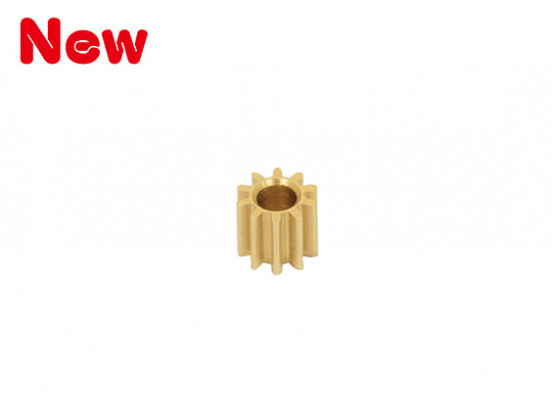 Gaui 100 & 200 10T Pinion Gear (for 2.3mm shaft)