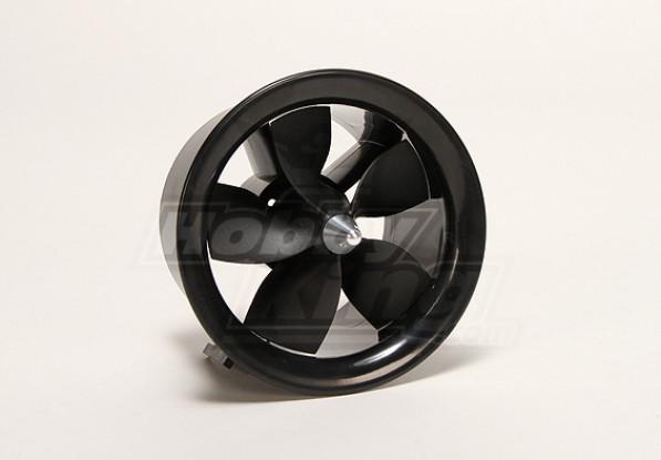 High-Torque EDF Ducted Fan Unit 5Blade 90mm 1600W