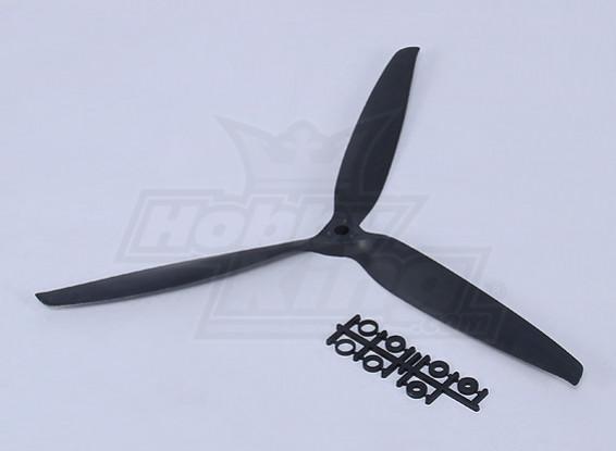 3-Blade EP Propeller 16x8 / 407x204mm
