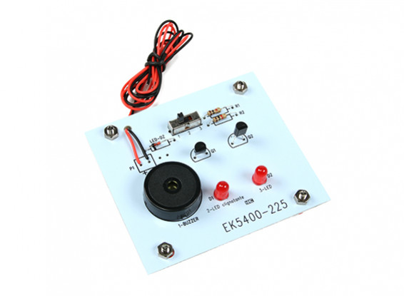 EK5200 Wind Power Kit - Melody and Light Board