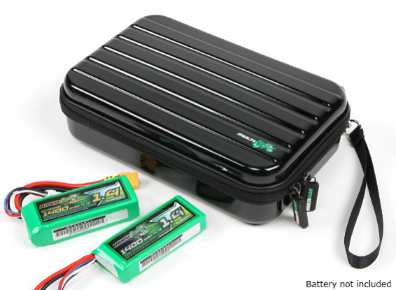 Multistar Hard Shell Carrying Case for 1400mah 3s Batteries