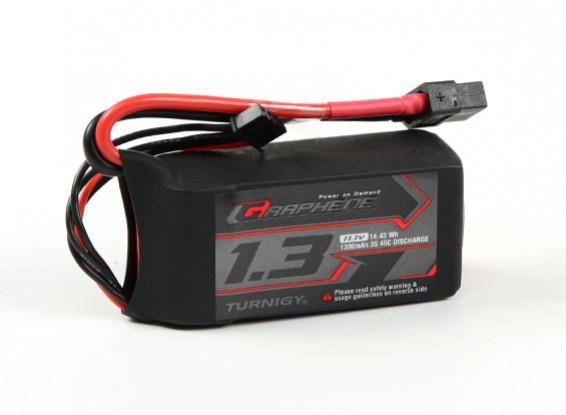 Turnigy Graphene 1300mAh 3S 45C LiPo Pack w/ XT60