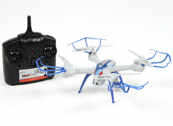 Runqia Toys RQ77-10G Explorer Drone with HD Camera (Mode 2)