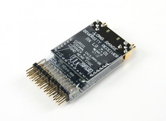 Scherrer Rx700LR Long Range UHF Receiver