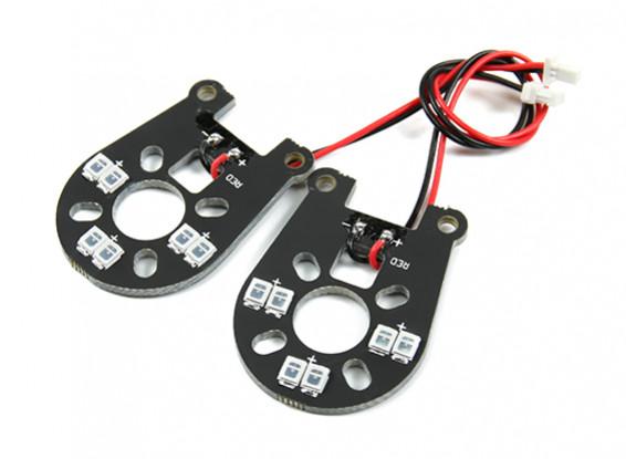 Jumper 260 Plus LED Lights Assy (Red) (2pcs)
