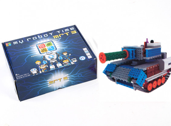 Educational Robot Kit - MRT3-4 Advanced Course