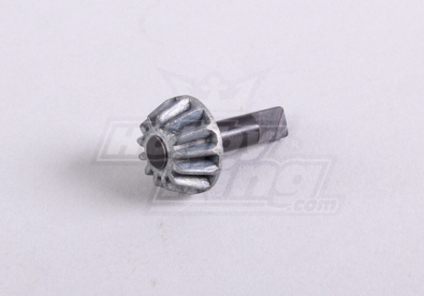 Main Pinion Gear W/Shaft & Pin (1Pc/Bag) - A2016T and A3002