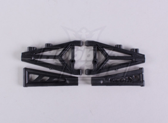 Front or Rear Upper and Lower Susp.Arms Set - A2016T