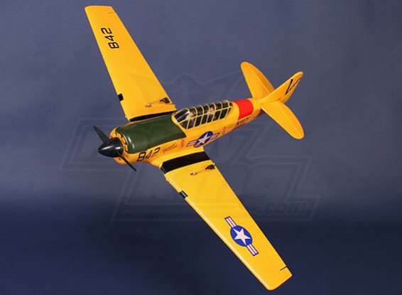 AT6 Funfighter - EPO 720mm (PNF)