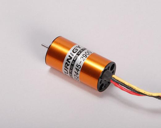 HXT 2445 (370L) 2900kv Brushless Inrunner