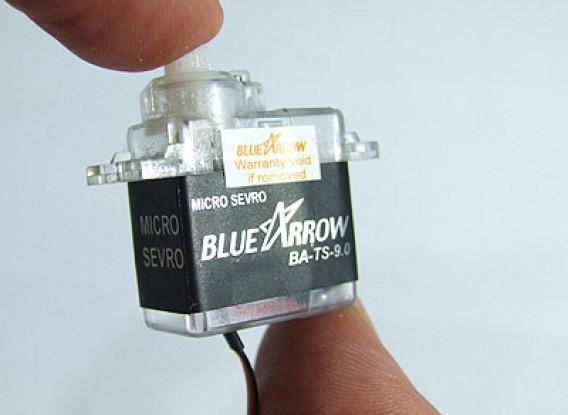 Arrow 9.0g / 1.3kg / .12sec Micro Servo