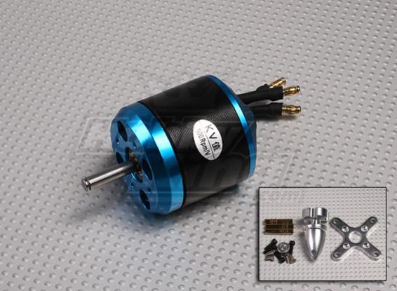 C4250-600kv Brushless Outrunner