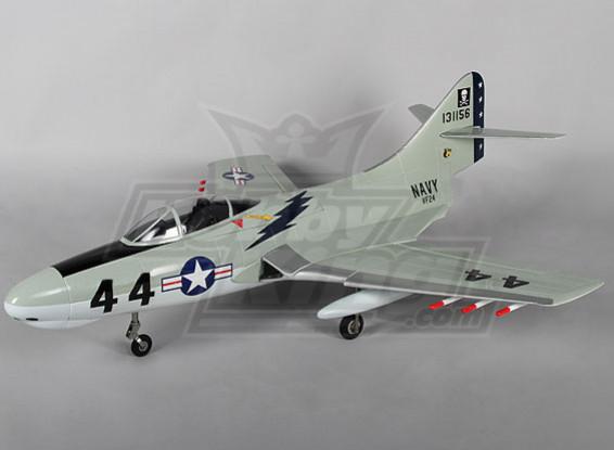 F9F-8 Cougar XSG w/Retracts 4s EPO (PNF)