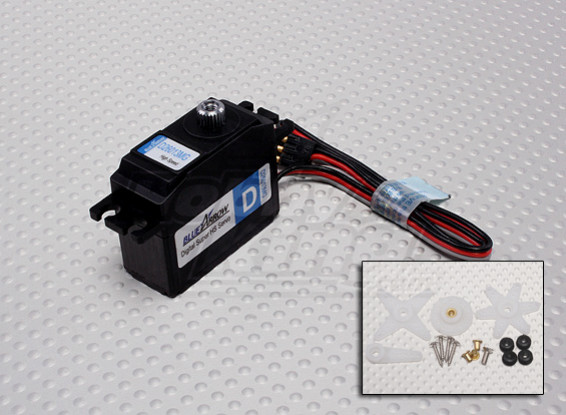D26013MG 29.7g / 2.4kg / .08sec High Speed Micro Servo