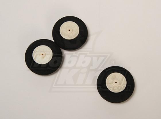 Super Light Wheel D45xH18.5 (3pcs/bag)