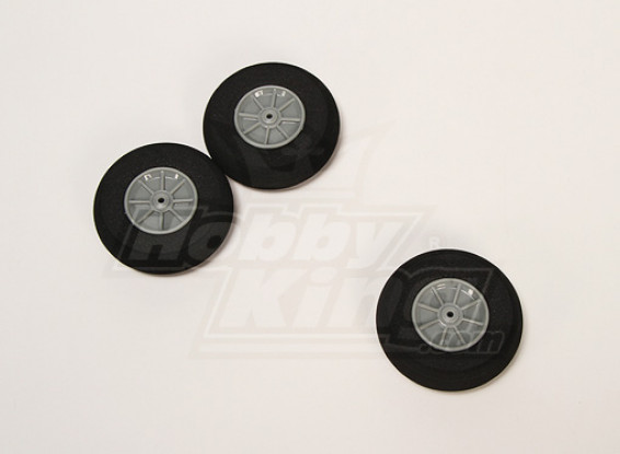 Sponge Wheel D65xH18 (3pcs/bag)