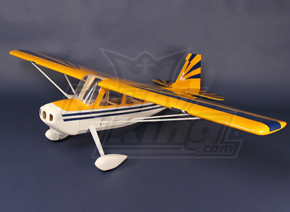 Decathlon .46 EP/Glow 62.6inch Balsa/Ply Kit