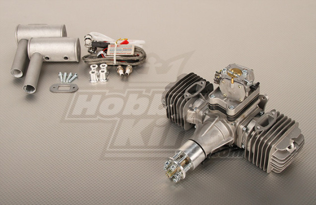 DLE-111 111cc Gas Engine 11.2HP/7500RPM (New Version)