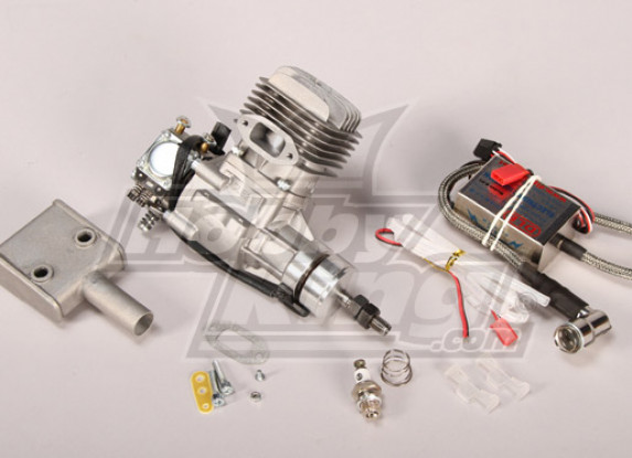 DLE20 Gas (Petrol) Engine 2.5HP (14 ~ 17inch Prop)
