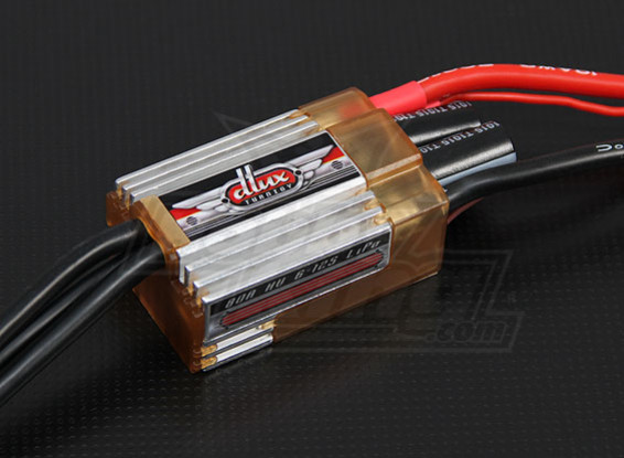 Turnigy dlux 80A HV Brushless Speed Controller (OPTO)