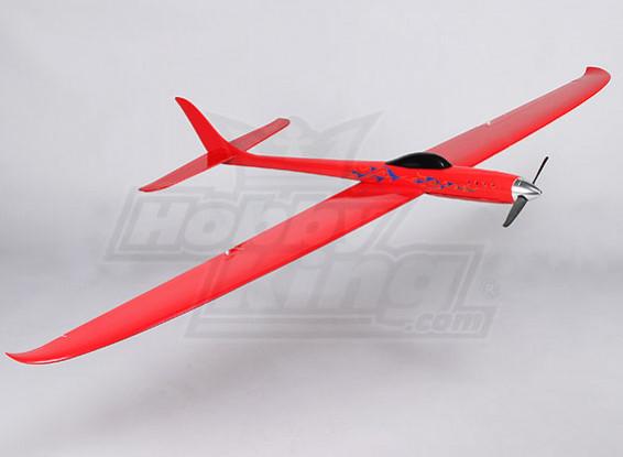 Dragon Red 1228mm Pylon Racer Fiberglass (PNF)
