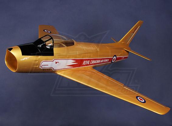 F86 Sabre RCAF 90mm EDF Jet 1038mm Fiberglass (ARF)