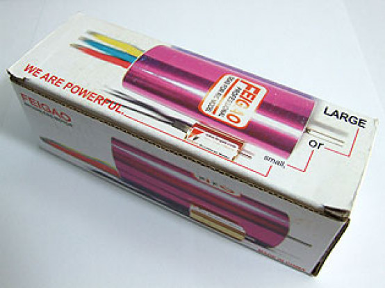 Feigao 540L 3511Kv 7 Turn 3.175mm Shaft