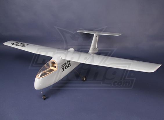 HobbyKing FPV / UAV Fiber Glass Kit V2 (With Flaps)