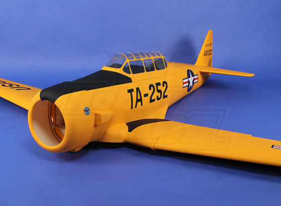 North American AT-6 Texan 2135mm Composite (ARF)