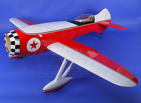 Gee Bee R3 Gas 30cc 1850mm (ARF)