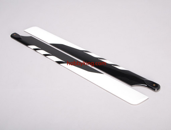 Full Fiber Glass 600 size blades (SELLOUT)
