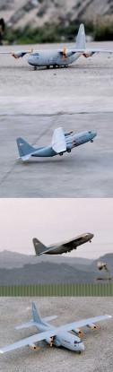 GWS CargoTrans (w/ EDF 50 Ducted fan x 4)
