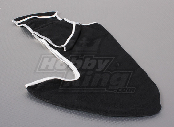 Canopy Cover - LOGO 500 (Black)