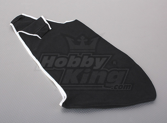 Canopy Cover - T-Rex 700E (Black)