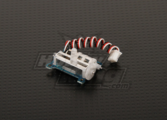 HobbyKing Ultra Micro Servo 1.7g for 3D Flight (Left)