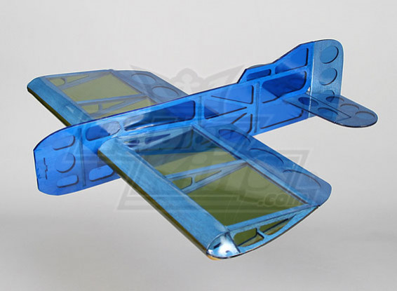HK Mini-3D GeeBee Balsa Profile 600mm (ARF)
